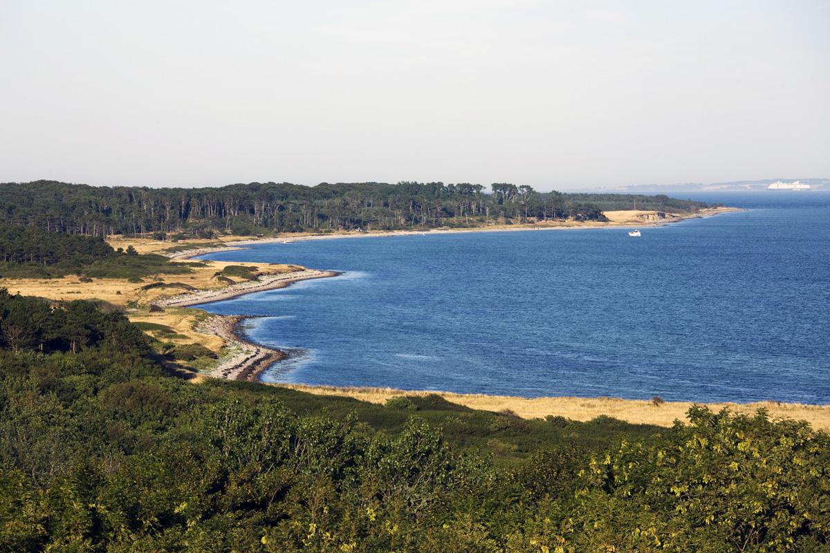 Vorupör weiter im Norden an der Nordseeküste Dänemarks